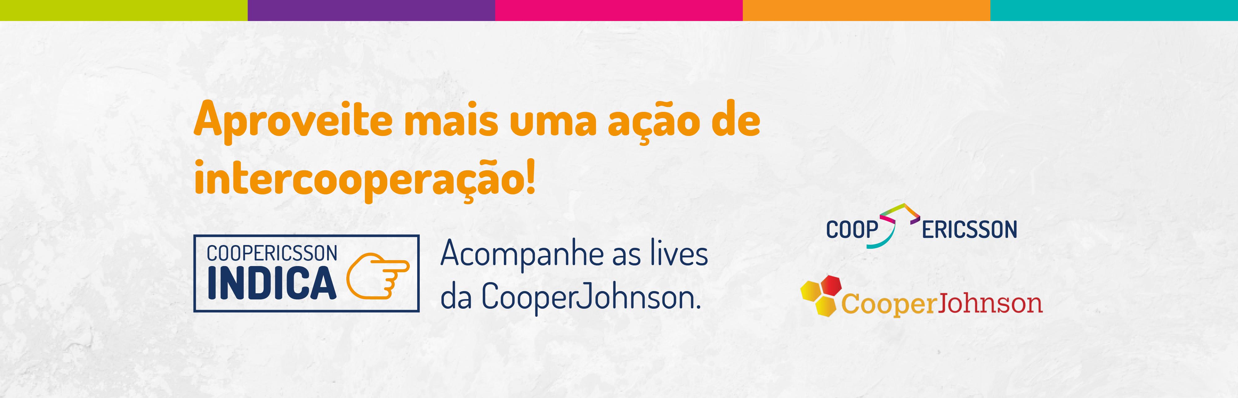 Lives da CooperJohnson